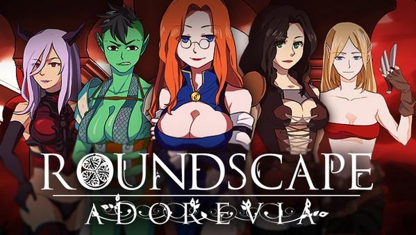 Red Dakkar - Roundscape: Adorevia (Update) Ver 1.3