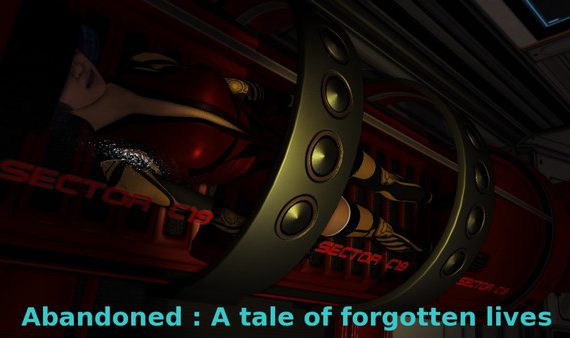 Unity-3D - Abandoned: A Tale of Fogotten Lives (Alpha) Ver.0.15