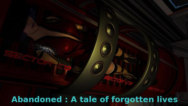 Unity-3D - Abandoned: A Tale of Fogotten Lives (Alpha) Ver.0.15