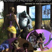 Art by Darksoul3D - Return To The Boardwalk