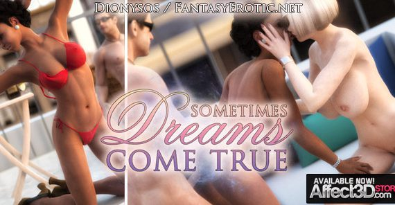 Dionysos – Fantasyerotic - Sometimes Dreams Come True