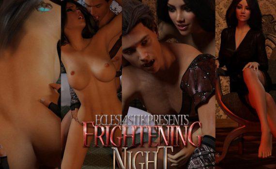Art by Eclesi4stik – Frightening Night