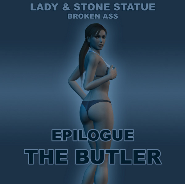 Art by LCTR - Lady & Stone Statue - Broken Ass - Final Part 2
