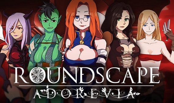 Red Dakkar - Roundscape: Adorevia Ver.1.4a (Update)