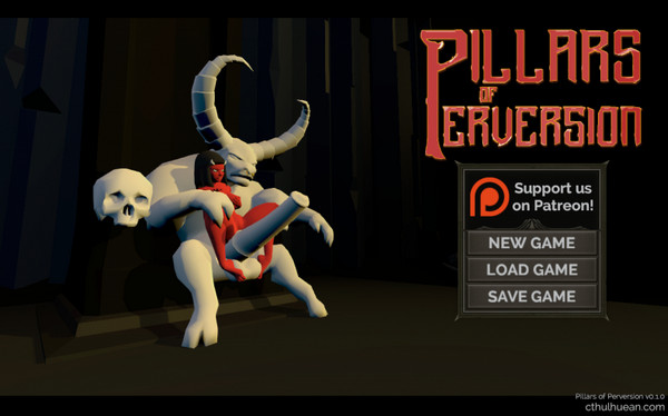Cthulhuean - Pillars of Perversion (Update) Ver.0.3.2