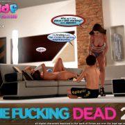 Artist Y3DF – The Fucking Dead 2 (Update)