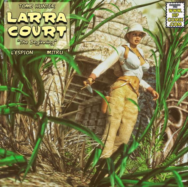 Mitru Comix - Larra Court – The Beginning (Issue 01-06)