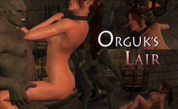 Artist Nexis3D – Orguk's Lair