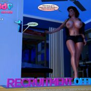 Artist Y3DF – Recruitment Office (Update)
