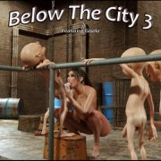 Artist Blackadder – Below the City 3
