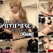 Artist Redrobot3D – Helen Black Vampire Hunter – Origins