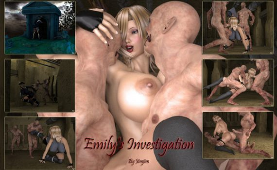 Artist Jimjim – Emily's Investigation (Zombies)
