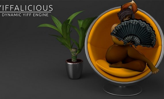 Yiffalicious - 3D Constructor (Update) Ver. 0.5.4