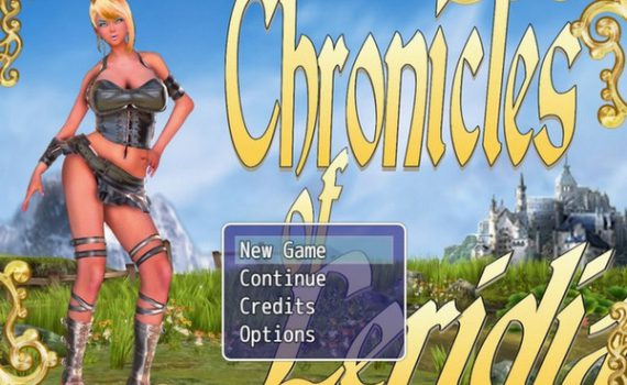 Chronicles of Leridia (Demo) Ver.0.1