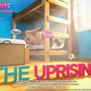 Artist Y3DF – The Uprising