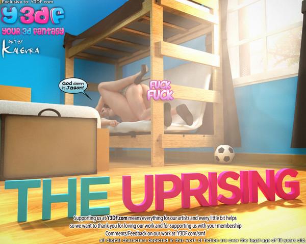 Artist Y3DF – The Uprising