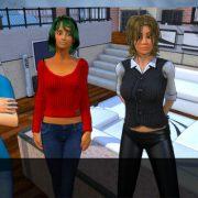 The Guardian Angel - Futa on Female Ver.1.0