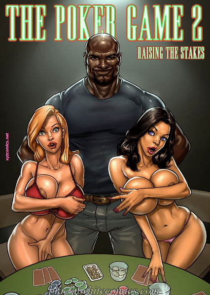Artist BlackNWhitecomics – The Poker Game 1-2