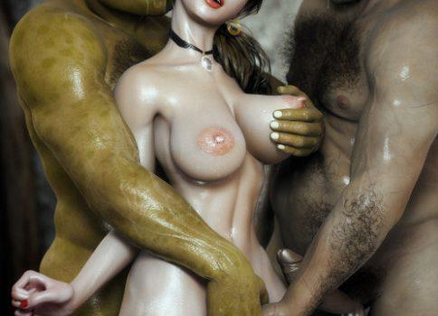 Artist Jared999D - Comics Collection