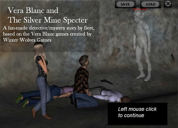 Vera Blanc and the Silver Mine Specter