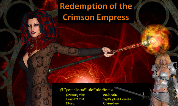 Redemption Of The Crimson Empress