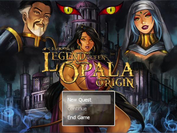 Legend of Queen Opala - Origin Episode 1 (Beta) Ver.1.08