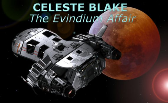 Celeste Blake The Evindium Affair Ver.0.48