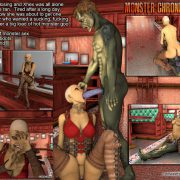 Artist 3D Fiends – Monster Chronicles 1-4