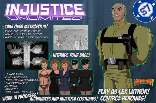 Injustice Unlimited (Update) Ver.1.9.5