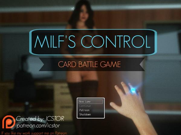 Milf's Control (InProgress) Update Ver.0.5b