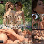 Affect3D - Nerddesign – Tales from Hekaria – Schwestern