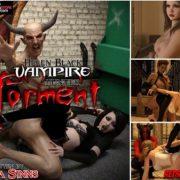 Artist Redrobot3D – Helen Black Vampire Hunter Torment