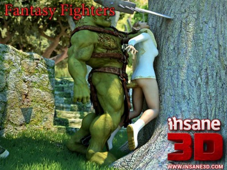 Artist Insane3D – Fantasy Fighters (images+video)