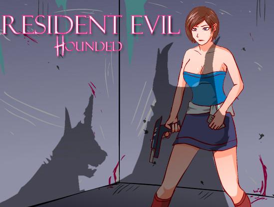 Resident Evil Hounded
