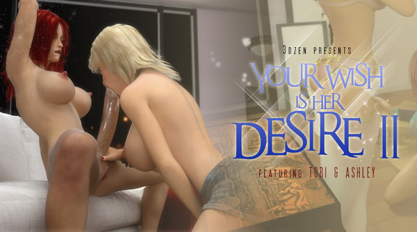 Artist 3DZen – Your Wish is her Desire 2