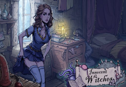 Innocent Witches (InProgress) Ver. 0.0.1