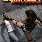 Artist HipComix - The Gymnast - Death of the Detective 1-3