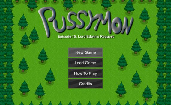 Collection Flash Games Pussymon (Episodes 1-15)