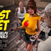 Artist Supafly – Lost Bet – Petra Helps The Elderly