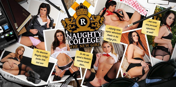 Lifeselector – Naughty College - The New Girl