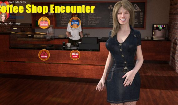 Coffee Shop Encounter (Full game)