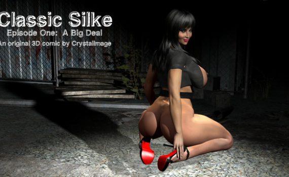 Artist CristalImage - Classic Silke - A Big Deal
