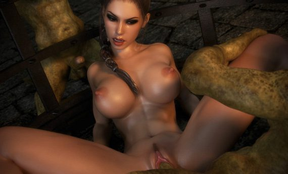 X3Z & Paradox3D – Iris Hunt: The Monsters Lair 2