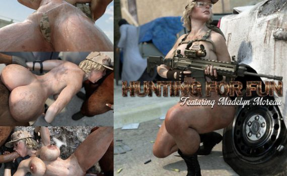 Artist ZZ2Tommy – Hunting for Fun