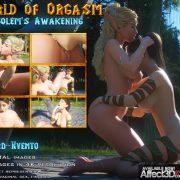 Artist Lord-Kvento – World Of Orgasm Golems Awakening
