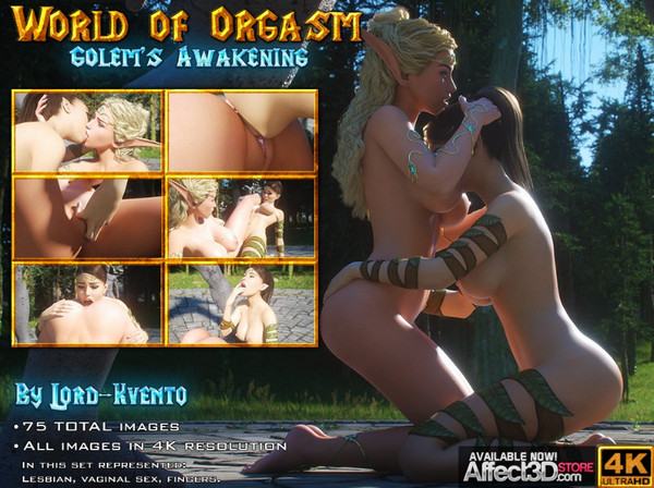 Artist Lord-Kvento – World Of Orgasm Golems Awakening