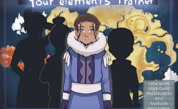 Four Elements Trainer (InProgress) Ver.0.3