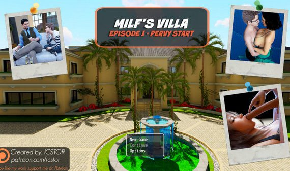 Milf's Villa (Episode 1) Ver.1.0b Final