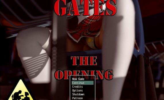 Gates The Opening RPG Game (InProgress) Update Ver.0.04