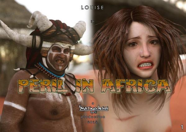Artist SkatingJesus – Peril in Africa